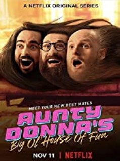 voir serie Aunty Donna's Big Ol' H en streaming